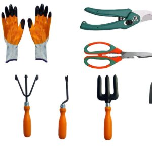 gardening tools set of 8
