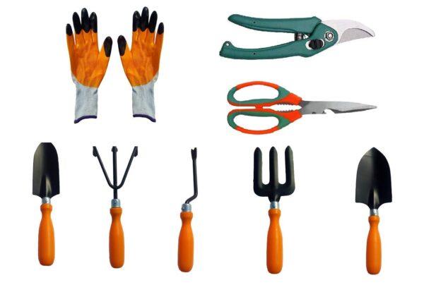 gardening tools set of 8